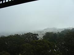 デ・ヤング美術館からの眺望