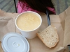 SOUPのコーンスープ
