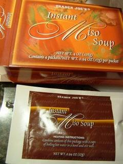 miso soup@trader joes
