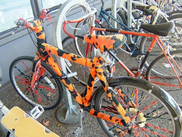 自転車の いい自転車 盗まれる : 窓@Berkeley:窃盗対策・自転車 ...