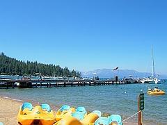 LakeTahoeの風景