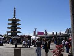 桜祭り@サンフランシスコジャパンタウン2009 7