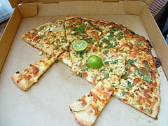 NorthShattuckのチーズボードピザコレクティブ