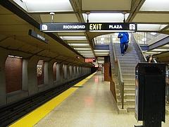 BARTのBerkeley駅