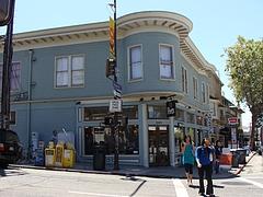 テレグラフ通り@Berkeley, CA