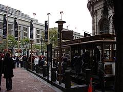 サンフランシスコ散策2009年7月