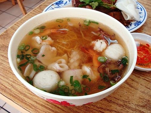 麺とダック@波記潮州小食Bo-Ky Restaurant, Chinatown NYC