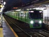 20201025準特急新宿行高尾号明大前駅