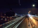 函館バス函館夜景号函館湾岸大橋ともえ大橋