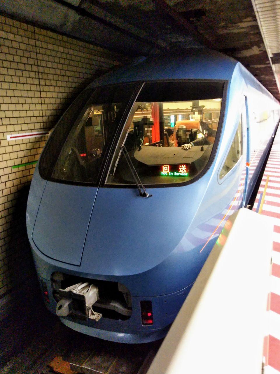 13番まどぐち:小田急電鉄 メトロ...