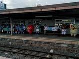 飯田線リレー号駒ヶ根駅