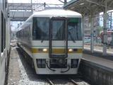 20050430AIZUマウント3両編成会津若松駅駅