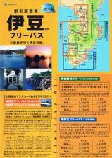 小田急伊豆のフリーパスパンフ表