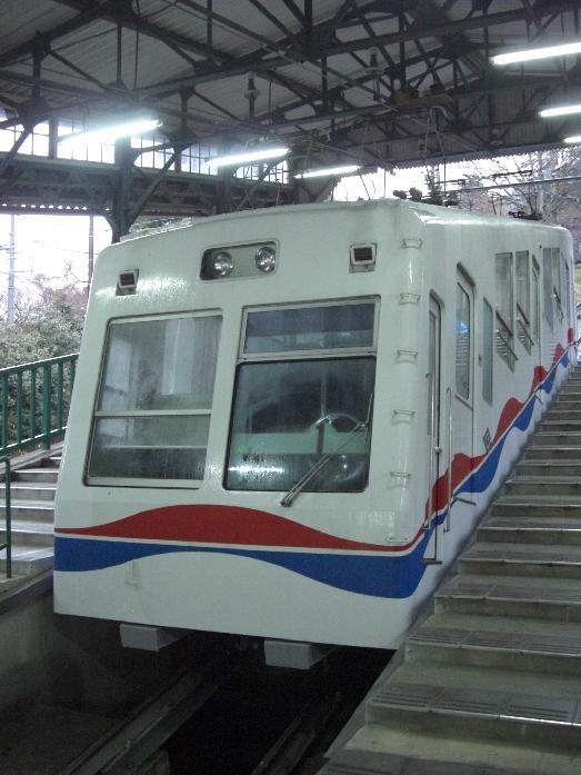 京福電気鉄道鋼索線