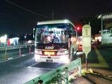 京王バス南深夜急行バス稲城20160628