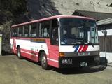 20100220大井川鐡道バス寸又峡線千頭駅3