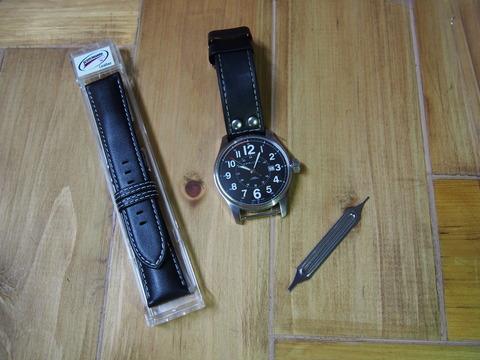 ハミルトン腕時計修理2