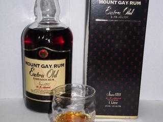 Mount Gay XO