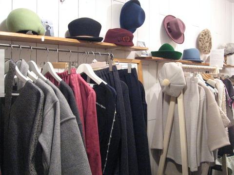 Magnolier×カンガエル帽子店、大好評!