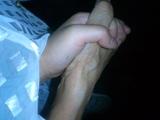 ミツエの手