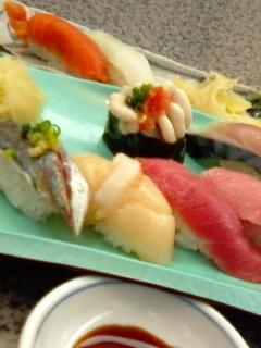 お寿司好きだ!