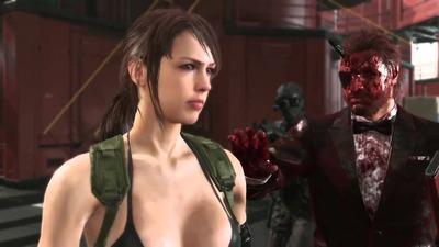 ゲームの女キャラ特有の布切れの少ない服装