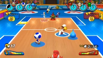 mario-sportsmix2-dodgeball