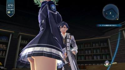 ゲームで女の子キャラのパンツ覗くやつwwwww