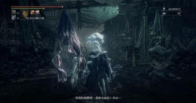 【悲報】Bloodborneトロコン中ワイストーリーが5割ほどわからない。