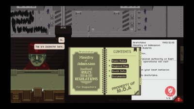 Papers, Please1