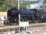 D51 498蒸気機関車