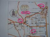 京都散策マップ