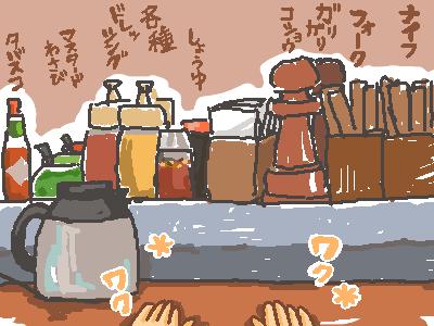 いきなりステーキ調味料