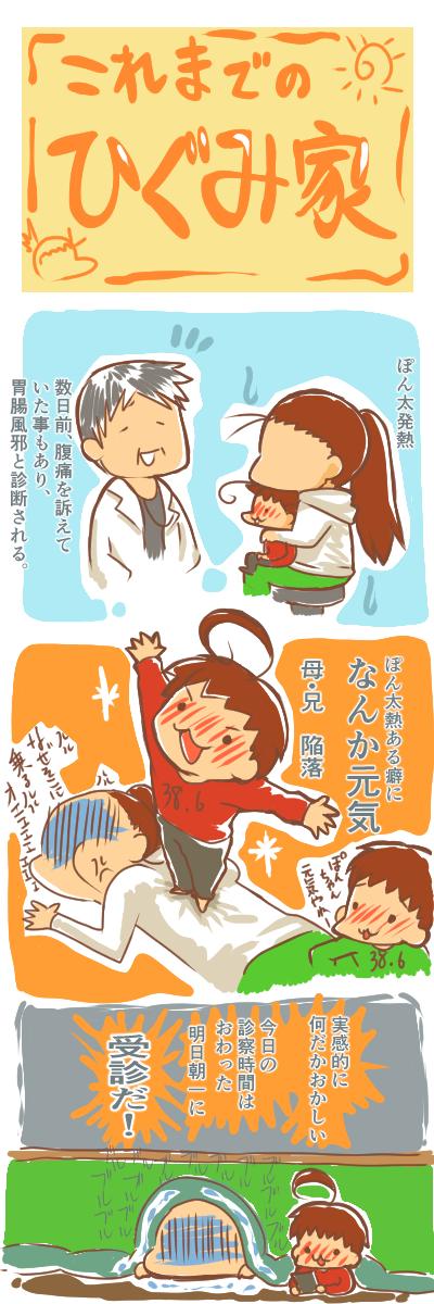 インフル診断
