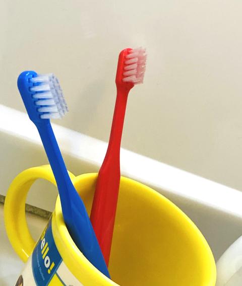歯ブラシ商品写真