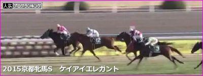 京都牝馬S ケイアイエレガント