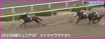 兵庫ジュニアグランプリ ジャジャウマナラシ