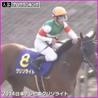 クリソライト 日本テレビ盃