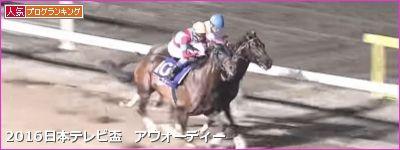 日本テレビ盃 アウォーディー