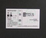 2003有馬記念