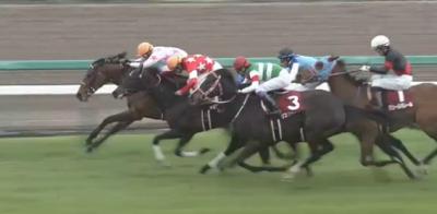阪神牝馬S ミスパンテール