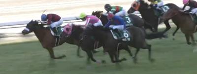 福島牝馬S ウキヨノカゼ