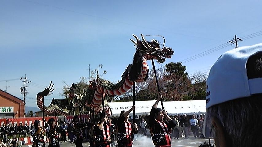 2010蛇踊り