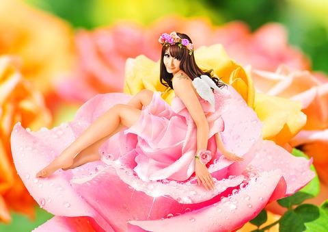 薔薇の妖精GT