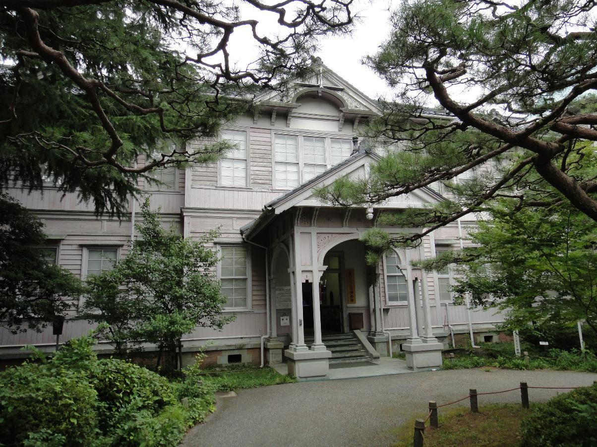 旧制中等教育学校の一覧 (石川県)