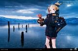 青森 十和田湖×アビゲイル・ウィリアムズ01