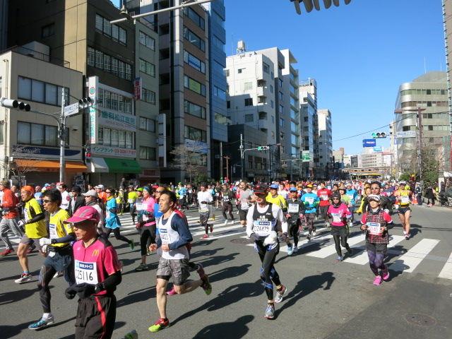 東京マラソンで目立つには?