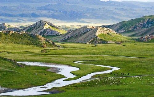 中国で2番目(独断)に美しい草原 ...
