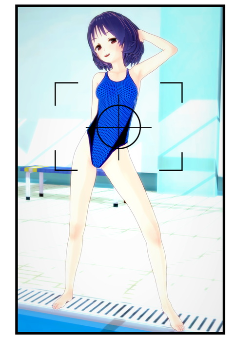競泳水着少女乗っ取り_003