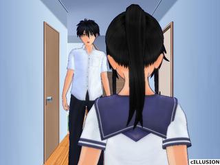 女子高生憑依バージョン02